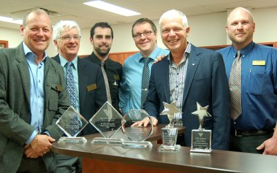 Canadian Tire Autoroute Duplessis, L'Ancienne-Lorette : Winner for Best Customer Service 2014 in the Quebec Regional